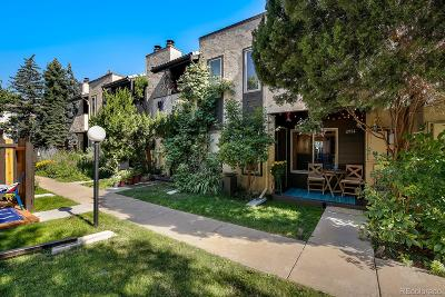 Boulder Condo/Townhouse Under Contract: 2994 Shady Hollow