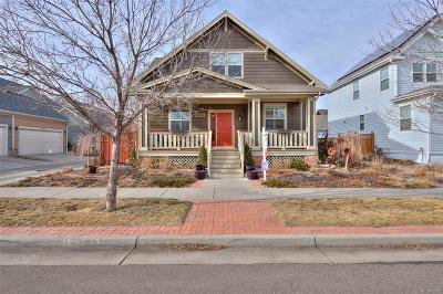 Stapleton Single Family Home Under Contract: 3543 Wabash Street