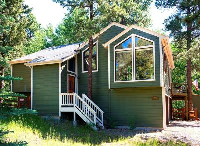 Conifer Single Family Home Under Contract: 30549 Rand Road