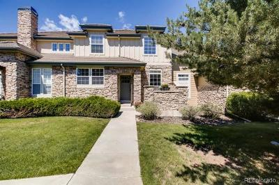 Highlands Ranch Condo/Townhouse Active: 8886 Tappy Toorie Circle