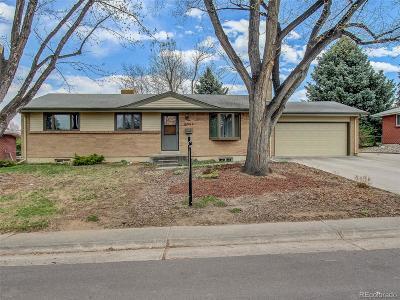 Centennial Single Family Home Active: 6566 South Lincoln Street