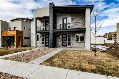 Englewood Condo/Townhouse Active: 3511 South Ogden Street