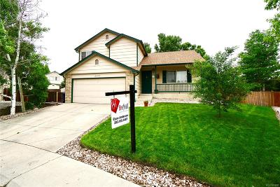 Brighton Single Family Home Under Contract: 2449 Grove Place