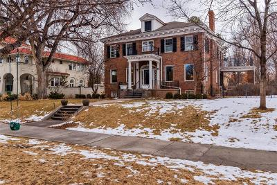 Denver Single Family Home Active: 1934 Forest Parkway