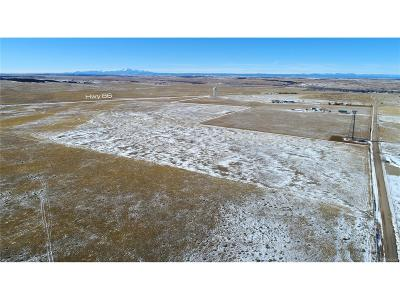 Kiowa Residential Lots & Land Active: Lot 1 County Road 134