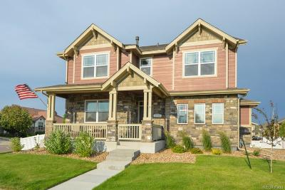 Longmont Single Family Home Active: 336 Canadiancrossing Drive