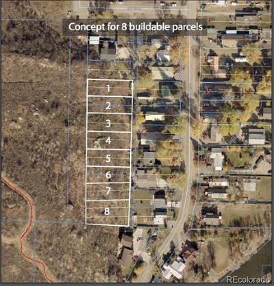 Residential Lots & Land Active: Pearl Street