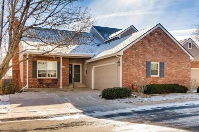 Centennial Condo/Townhouse Under Contract: 7616 South Ivanhoe Way