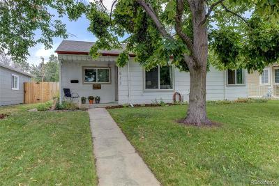 Single Family Home Sold: 1633 Jamaica Street