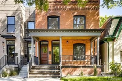 Denver Condo/Townhouse Active: 2844 Champa Street