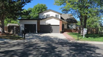 Westminster Single Family Home Active: 10971 Stuart Court