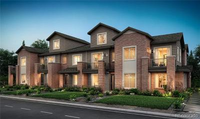 Aurora Condo/Townhouse Active: 14613 East Belleview Drive