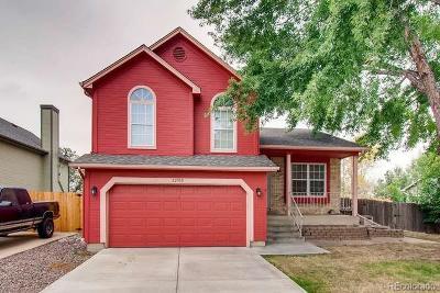 Broomfield Single Family Home Active: 12518 Maria Circle