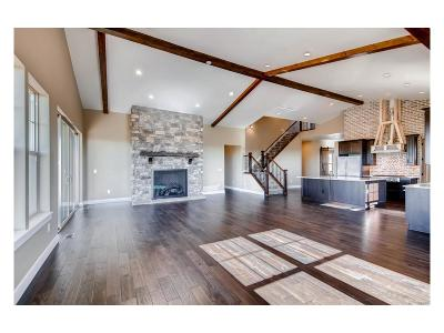 Castle Rock Single Family Home Under Contract: 2567 Eastview Drive