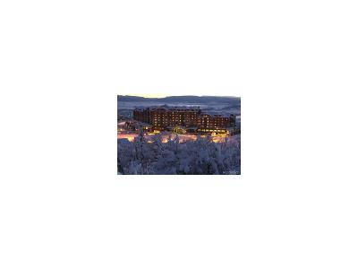 Steamboat Springs Condo/Townhouse Active: 2300 Mt Werner Circle 338 Qi