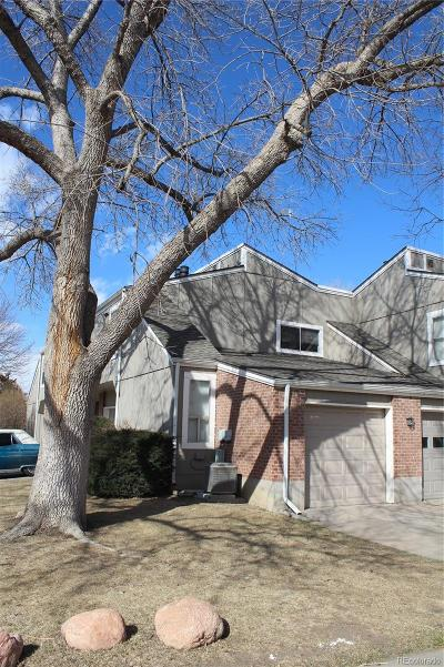 Condo/Townhouse Sold: 1752 South Kline Way #G