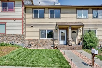 Denver Condo/Townhouse Under Contract: 1180 South Osage Street