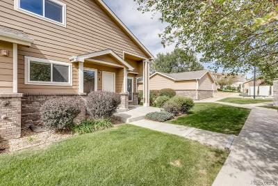 Longmont Condo/Townhouse Under Contract: 1601 Great Western Drive #K4