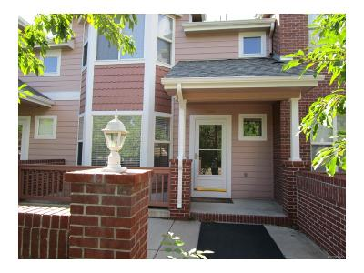 Golden Condo/Townhouse Under Contract: 1007 8th Street