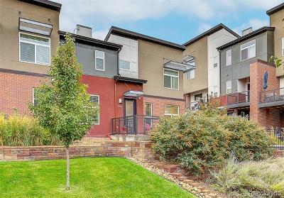 Wheat Ridge Condo/Townhouse Active: 3785 Depew Street #A