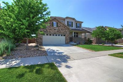 Aurora Single Family Home Under Contract: 6311 North Dunkirk Court