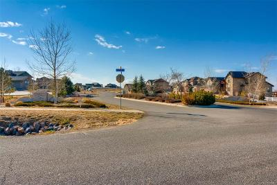 Broomfield Residential Lots & Land Under Contract: 2495 Red Hawk Place