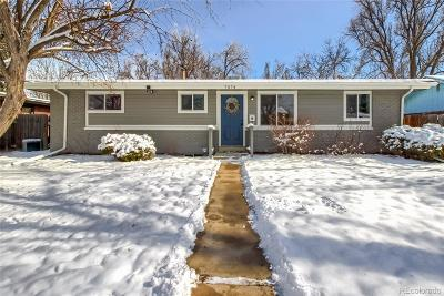 Westminster Single Family Home Under Contract: 7074 Winona Court