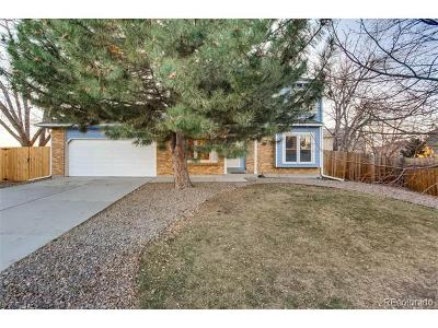Littleton Single Family Home Active: 8277 South Pennsylvania Court