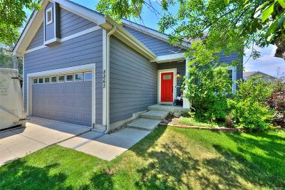 Littleton Single Family Home Active: 8865 Copeland Street