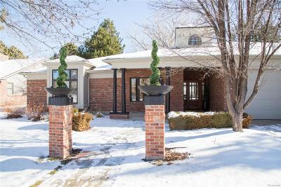 Littleton Single Family Home Active: 69 Spyglass Drive