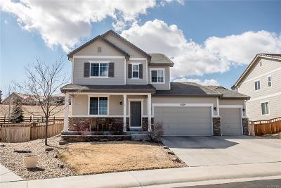 Castle Rock CO Single Family Home Active: $440,000