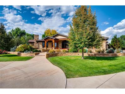 Littleton Single Family Home Under Contract: 5230 Bow Mar Drive