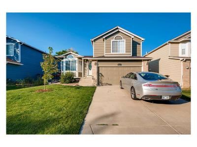 Highlands Ranch Single Family Home Under Contract: 9377 Weeping Willow Court