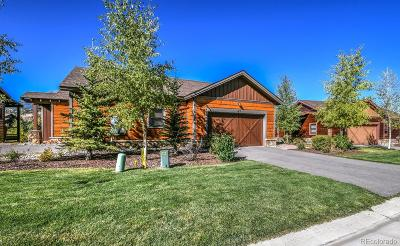 Summit County Condo/Townhouse Active: 67 Fly Line Drive