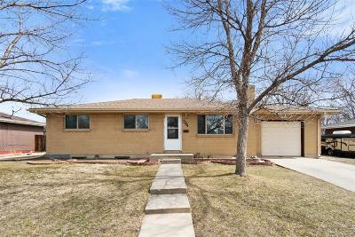 Arvada Single Family Home Under Contract: 6454 Winona Court