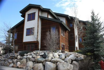 Steamboat Springs CO Condo/Townhouse Under Contract: $297,500