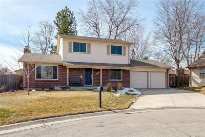 Arvada Single Family Home Under Contract: 6440 West 83rd Place