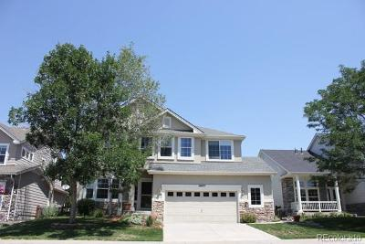 Parker CO Single Family Home Active: $500,000