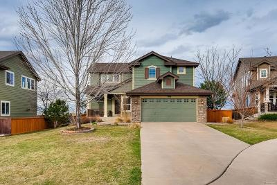 Littleton Single Family Home Under Contract: 9561 West Edenburg Place