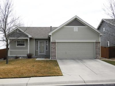 Frederick Single Family Home Under Contract: 7468 Skyline Way