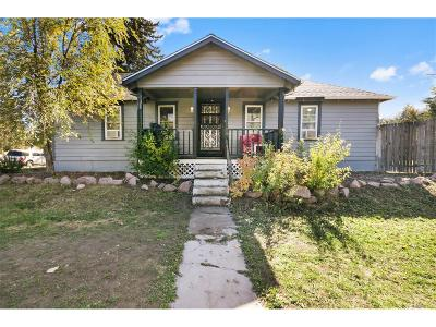 Colfax Ave, East Colfax Single Family Home Active: 1275 Valentia Street
