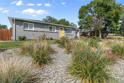 Arvada Single Family Home Active: 6077 Independence Street