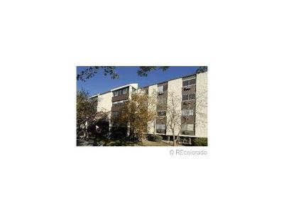 Condo/Townhouse Sold!: 3460 South Poplar Street #310