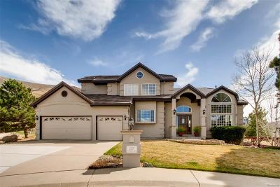 Golden Single Family Home Active: 197 South Rogers Way