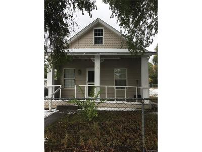 Denver Single Family Home Active: 112 South Hooker Street