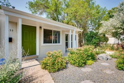 Single Family Home Under Contract: 4655 East Cornell Avenue