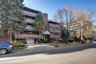 Denver Condo/Townhouse Active: 1245 Race Street #204