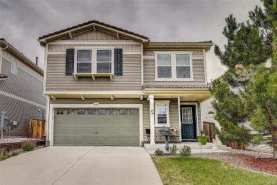 Castle Rock Single Family Home Active: 2275 Coach House Loop