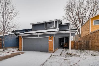 Northglenn Single Family Home Under Contract: 11750 Lincoln Street