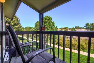 Arvada Condo/Townhouse Sold: 7730 West 87th Drive #G